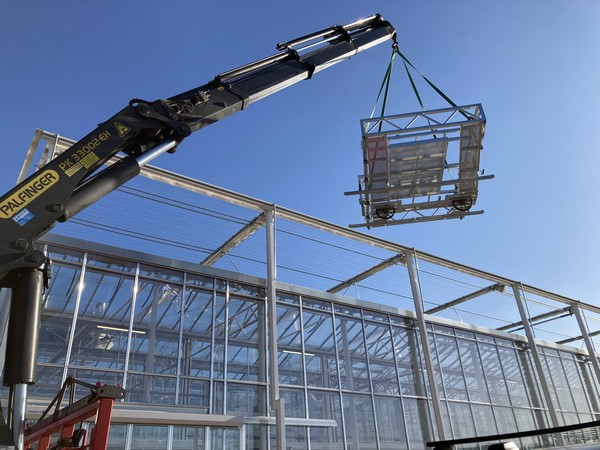 WUR's choice for safety: complete repair facility